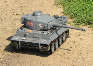 Czołg rc German Tiger 1 Heng Long