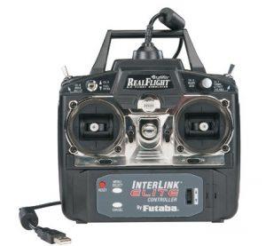 Symulator Realflight aparatura