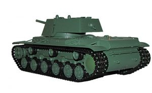 CzołgHeng Long kw1 -01