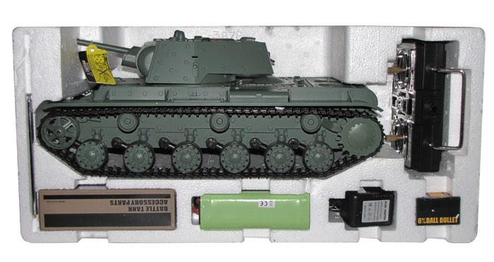 CzołgHeng Long kw1 -05