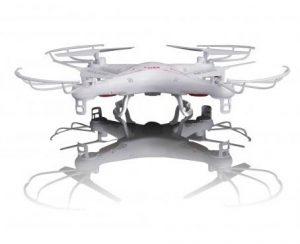 Quadocopter Syma X5c -01