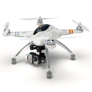 Quadrocopter x350 Walkera 01
