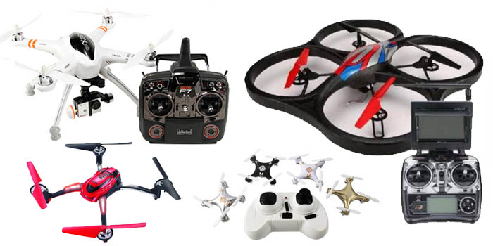 Quadrocoptery 001