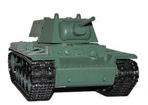 CzołgHeng Long kw1 -03